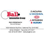 Ball Honda