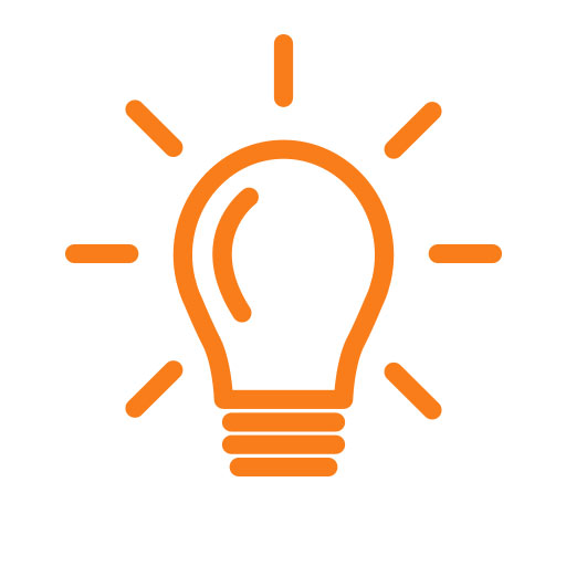 Lightbulb - Idea Form
